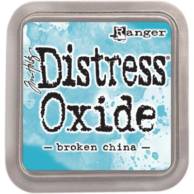 Encreur Distress Oxide - Broken China