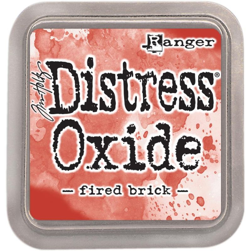 Encreur Distress Oxide - Fired Brick