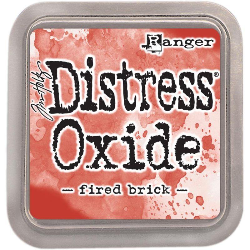 Encreur Distress Oxide - Fired Brick