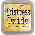 Encreur Distress Oxide - Fossilized Amber
