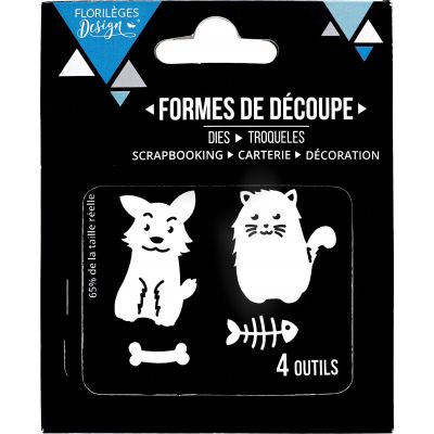 Dies Sweety Cuts - Capsules 2017 - Petits compagnons