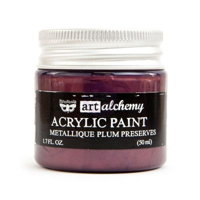 Peinture Art-Alchemy - Metallique Plum Preserves