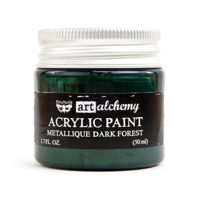 Peinture Art-Alchemy - Metallique Dark Forest