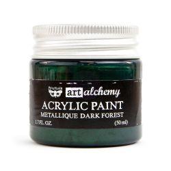 Peinture Art-Alchemy - Metallique Dark Forest