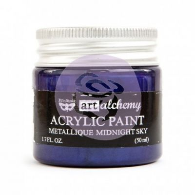 Peinture Art-Alchemy - Metallique Midnight Sky