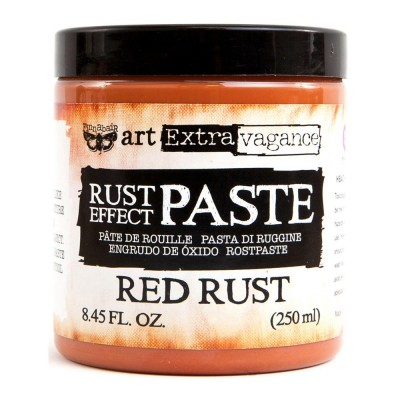 Pâte de rouille - Rust Effect Paste - Red Rust (250 mL)