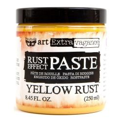 Pâte de rouille - Rust Effect Paste - Yellow Rust (250 mL)