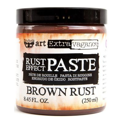 Pâte de rouille - Rust Effect Paste - Brown Rust (250 mL)