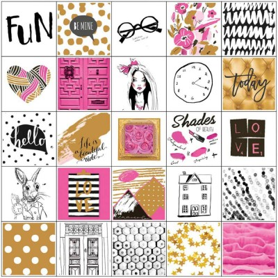 Stickers Prima Planner - Beauty