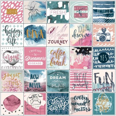 Stickers Prima Planner - Inspirational