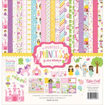 Pack 30x30 - Echo Park - Perfect Princess