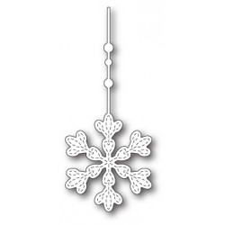 Die Memory Box - Hanging Evelyn Snowflake