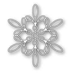 Die Memory Box - Purslane Snowflake