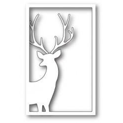 Die Memory Box - Reindeer Window