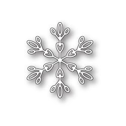 Die Memory Box - Evelyn Snowflake