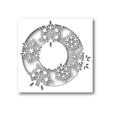 Die Memory Box - Snowflake Lens