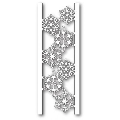 Die Memory Box - Batavia Snowflake Channel