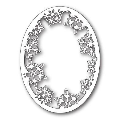 Die Memory Box - Batavia Snowflake Oval