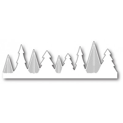 Die Memory Box - Sheer Treescape