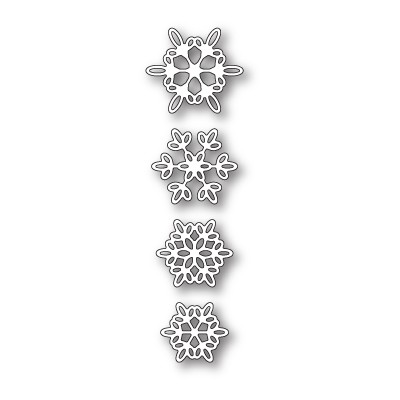 Die Memory Box - Batavia Snowflakes