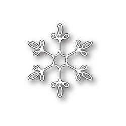 Die Memory Box - Winsome Snowflake