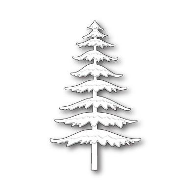 Die Memory Box - Snowy Pine