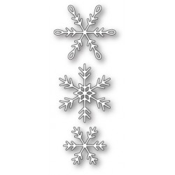 Die Memory Box - Piccolo Snowflakes