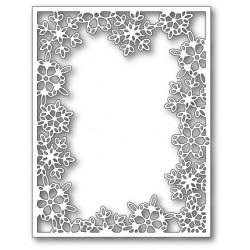 Die Memory Box - Silent Snowflake Frame