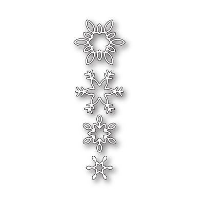 Die Memory Box - Breezy Snowflakes