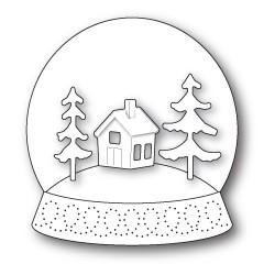 Die Memory Box - Série Open Studio - Snowglobe Kit