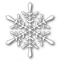 Die Poppystamps - Fractal Snowflake