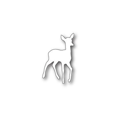 Die Poppystamps - Tender Deer