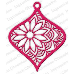 Die Impression Obsession - Floral Ornament