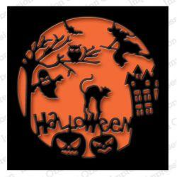 Die Impression Obsession - Halloween Scene