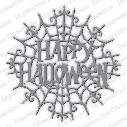 Die Impression Obsession - Halloween Web