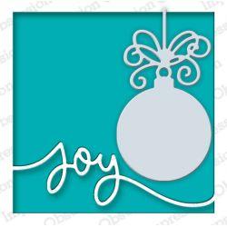Die Impression Obsession - Joy Frame