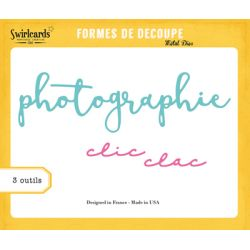 Dies Swirlcards - Photographie