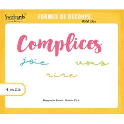Dies Swirlcards - Complices