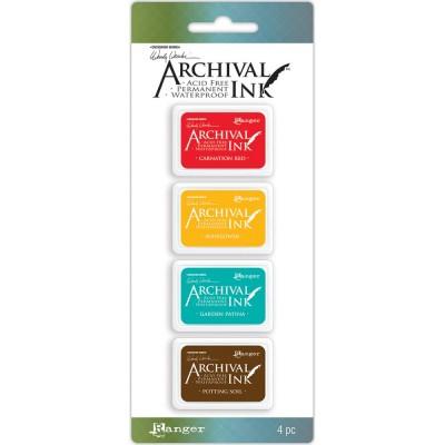 Mini Encreurs Archival Ink - Kit Wendy Vecchi 1