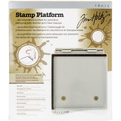 Stamp Platform Tim Holtz - Plateforme de précision pour tamponner