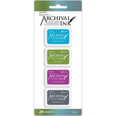 Mini Encreurs Archival Ink - Kit Wendy Vecchi 2