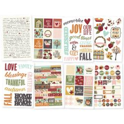 Stickers Simple Stories - Vintage Blessings