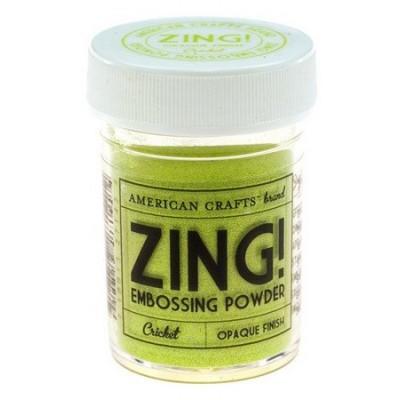 Poudre à embosser Zing! Opaque - Cricket