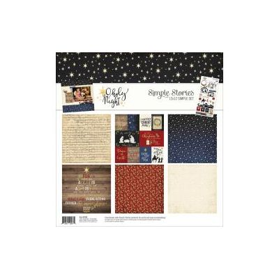 Pack 30x30 - Simple Stories - O Holy Night