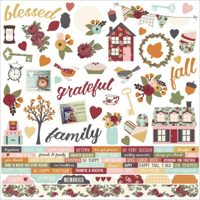 Stickers Combo - Vintage Blessings