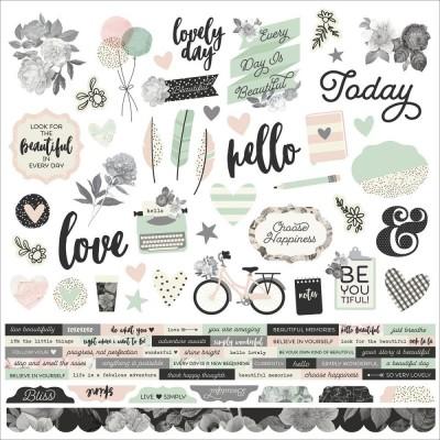 Stickers Combo - Beautiful