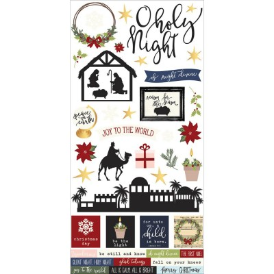 Stickers Oh Holy Night