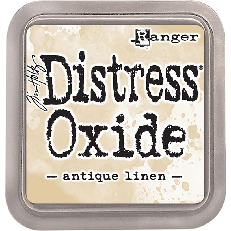 Encreur Distress Oxide - Antique Linen