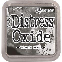 Encreur Distress Oxide - Black Soot