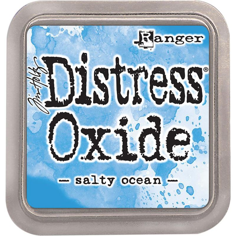 Encreur Distress Oxide - Salty Ocean